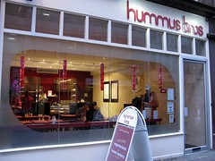 Hummus Bros., London