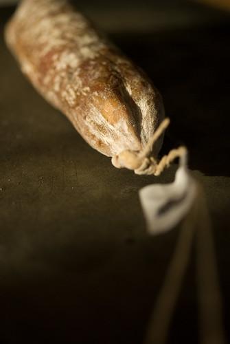truffle salami