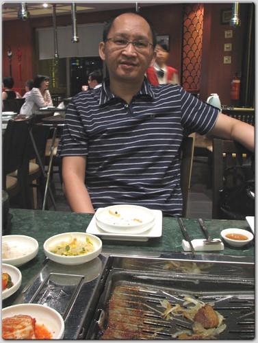100820 Jack208 B'day Dinner @ Gogung