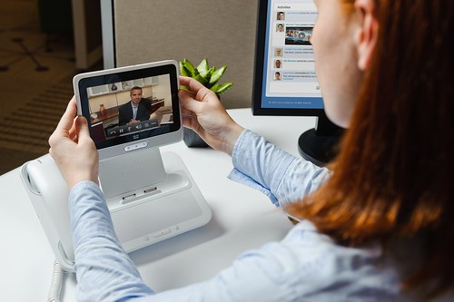 Cisco Cius Mobile Collaboration Business Tablet