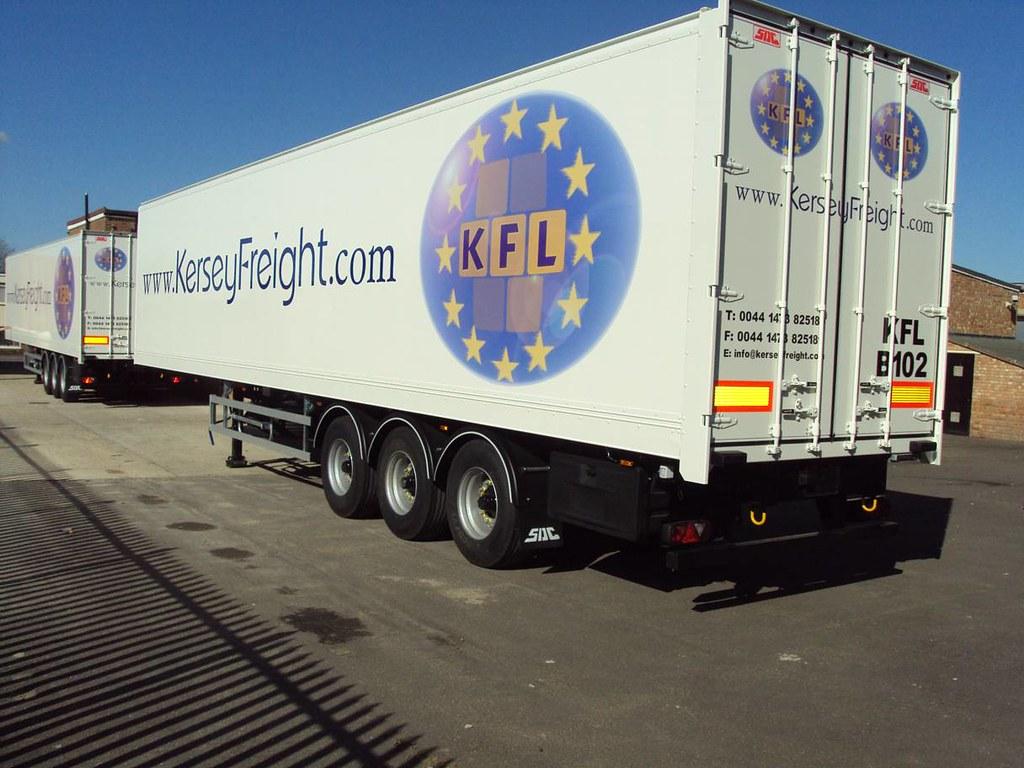 Kersey Freight Backdoors