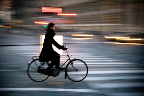 Bicycle by Julien Hery