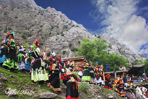 Colours of Kalash Valley