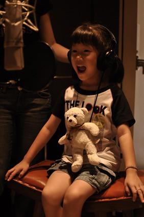 「幸福的孩子愛唱歌」:錄音篇(5.11ys)