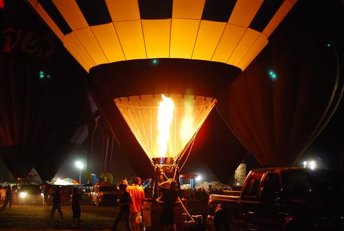 Balloon Glow