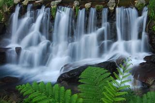 Pure water waterfalls...(Explored)