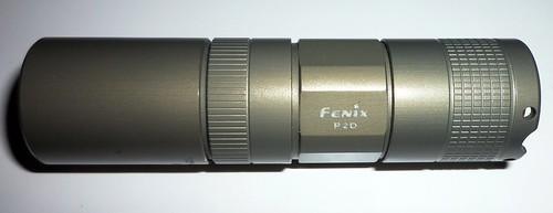 Fenix P2D Torch