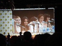 Comic-Con 2010 - Sucker Punch panel