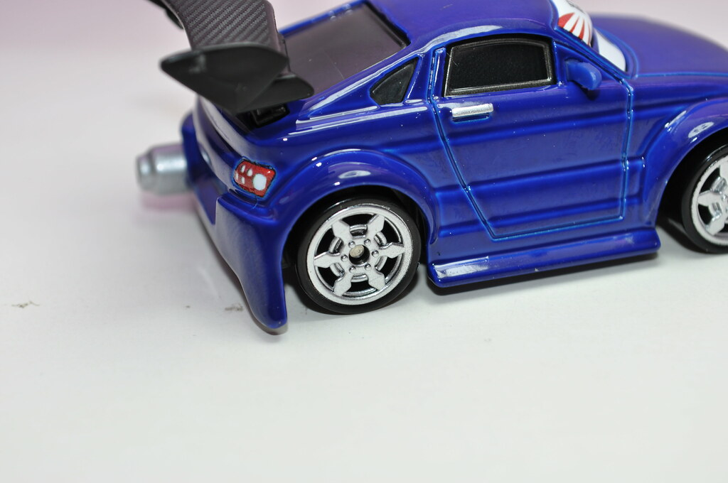 disney cars tokyo mater kobuto ninja (4)