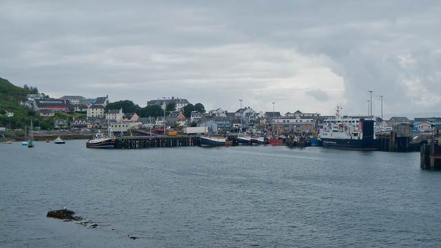 The port of Mallaig