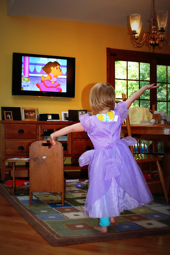 Dancing With Dora