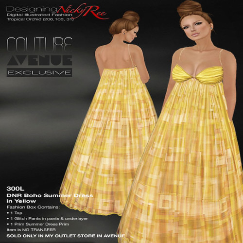 Designing Nicky Ree Exclusive @ Couture AVENUE