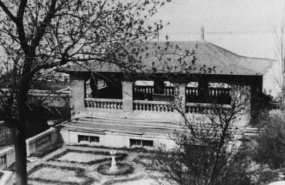 Starkey House Pavilion