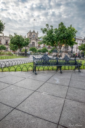 Palacio de Gobierno, Plaza de Armas