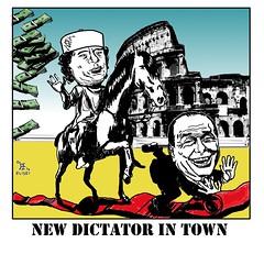 Amico Gheddafi