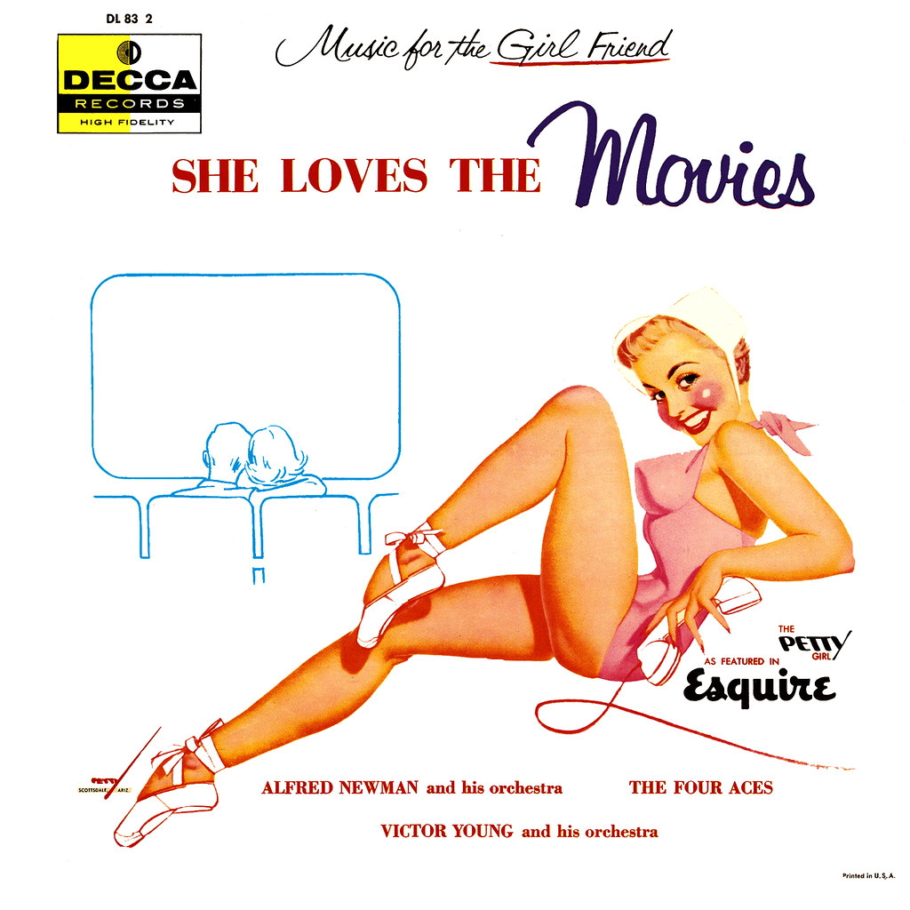 Alfred Newman - She Loves The Movies