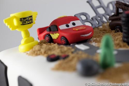 Cars Cake McQueen