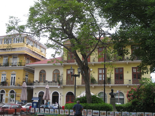 CASCO ANTIGUO PANAMA