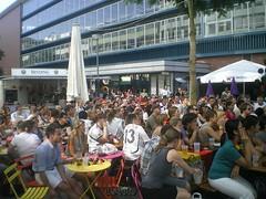 Worldcup Soccer Sunday in Frankfurt - 007