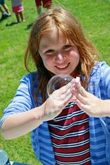 Hand Bubble