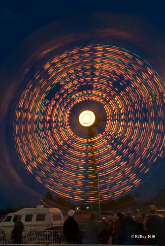 Hypnotized, Kanata fair goers waited for lift-off