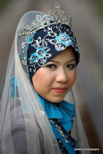 outdoor portraiture   wazir & fauziah