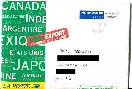 postal front