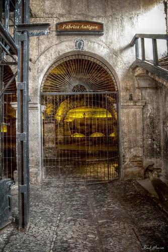 Entrada fabrica antigua de tequila,Hacienda San Jose del Refugio