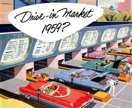 Drive-In Market 1959?