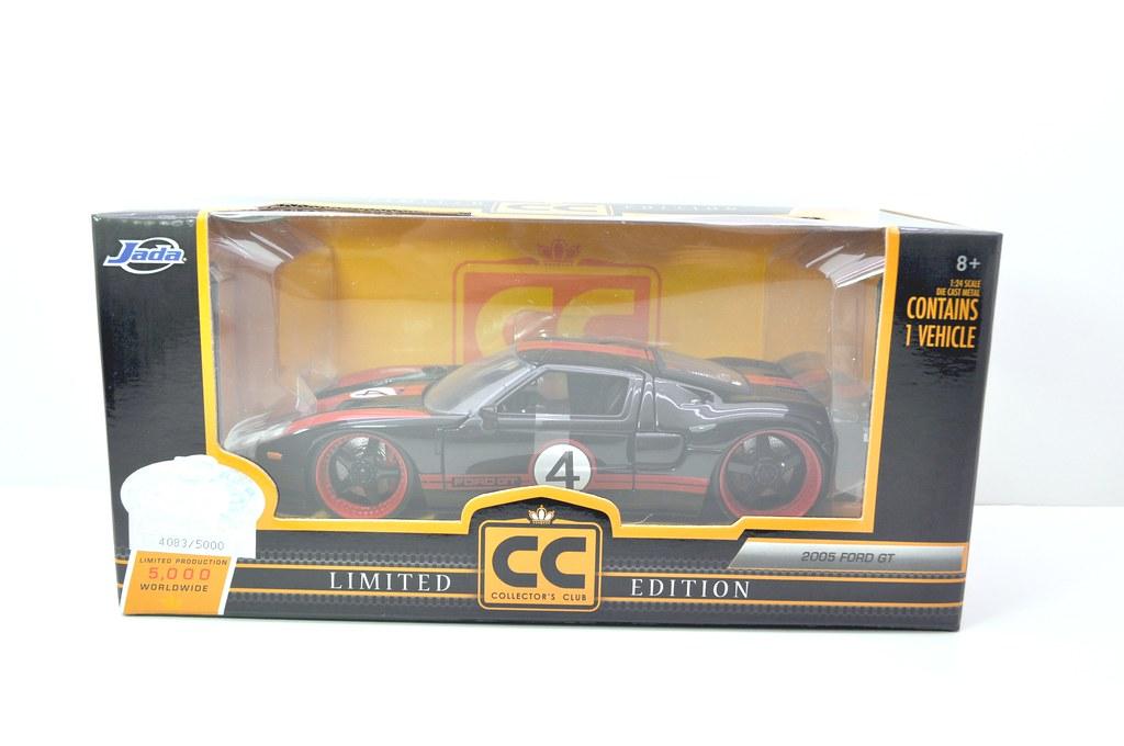 jada toys 2003 ford GT (1)