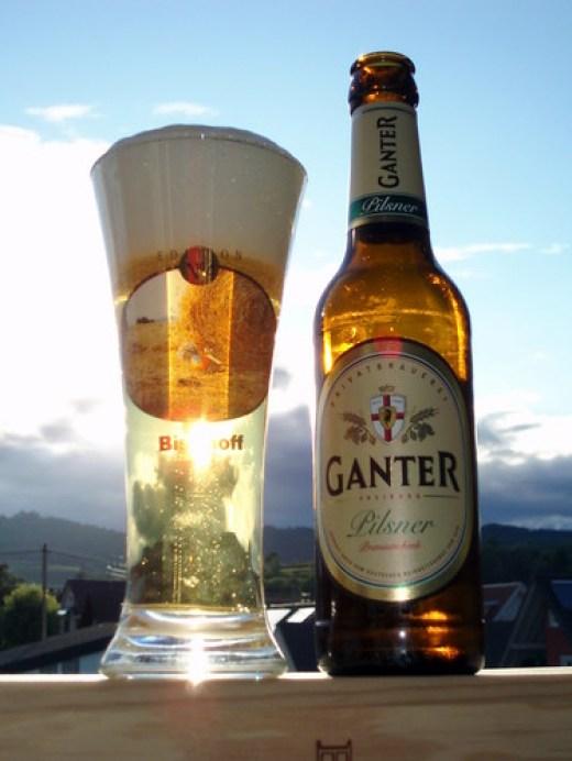 Ganter Premium Pilsner feinherb
