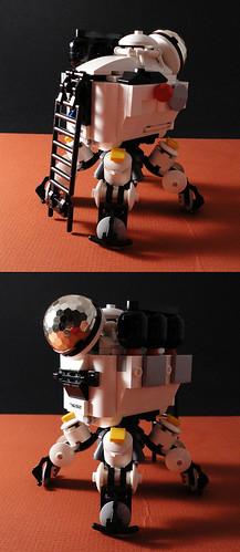 SPACE 2020 Lander