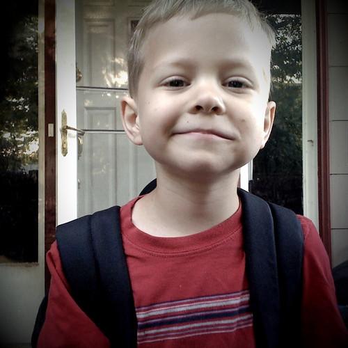 Thomas Zug, age 5