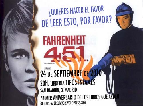 Fiesta aniversario del programa de radio