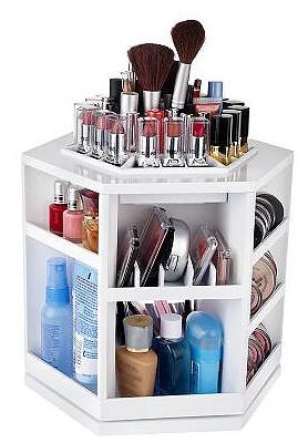 spinning-cosmetics-makeup-organizer