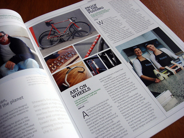 Idealog magazine Article