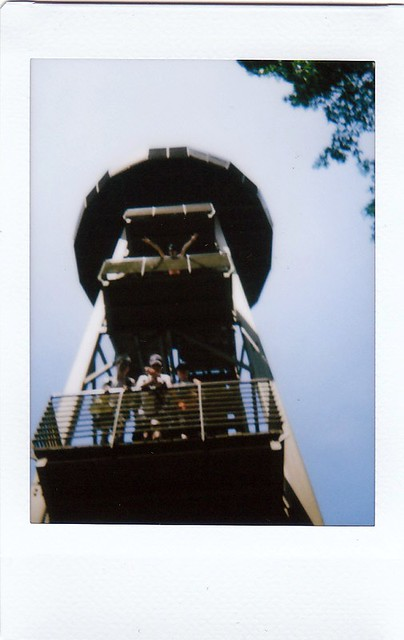 Some lookout tower