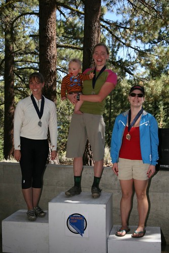 The Great Tahoe Flume Race