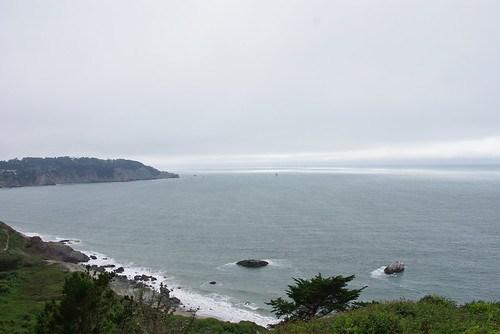 San Francisco- ocean view