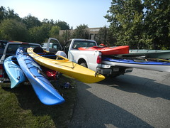 Our Kayak Haul
