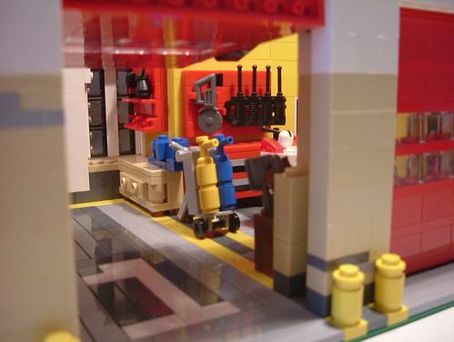 015lower floor garage