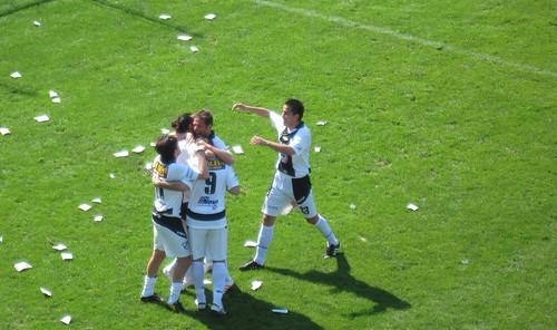 All Boys 2 - 1 Estudiantes de La Plata