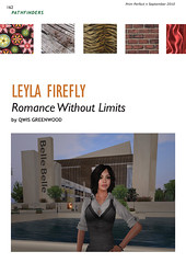 Prim Perfect No.28 - Our Pathfinder Mentor - Leyla Firefly