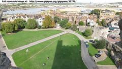 Rochester Castle Gardens (Gigapan)
