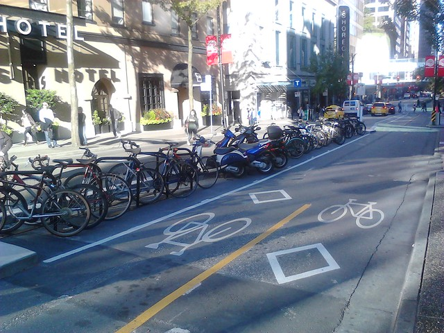 Dunsmuir Bike Corral