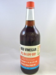 Red vinegar