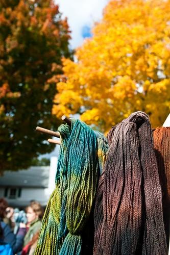 Rhinebeck Sheep and Wool Festival 2010