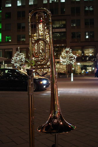 Christmas Trombone