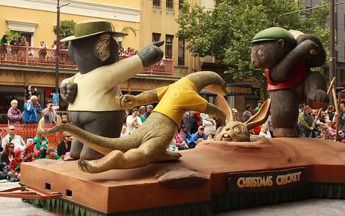 Cricket Christmas in Australia