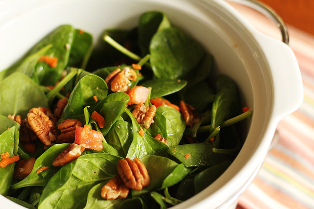 Pecan Salad #veggieangie